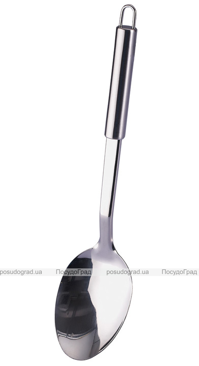 Ложка поварская Wellberg Tools 33см из нержавеющей стали