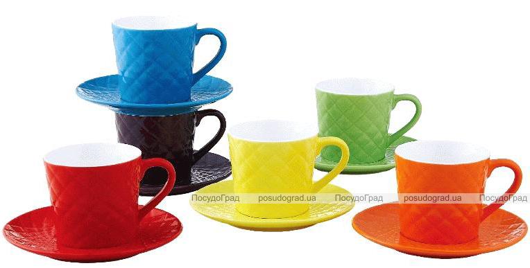 Чайный набор Wellberg Splendid 220мл 12 предметов