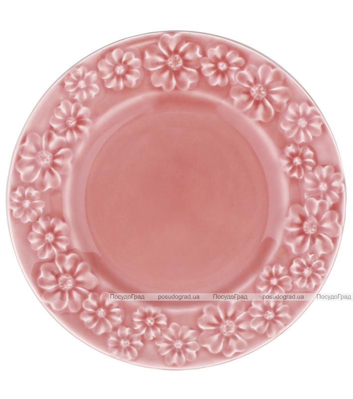 Тарелка десертная Pink Meadow Ø16см