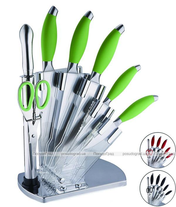 "Набор ножей Wellberg ""Fan Style 3"" 8 предметов"