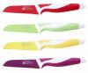 Нож для чистки, овощной Wellberg 5037 8,5см Антибактериальное покрытие