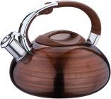Чайник Wellberg Rankweil 3л, нержавіюча сталь