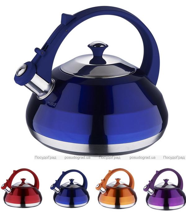 Чайник Wellberg Ergoria 6001 на 3 литра