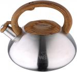 Чайник Wellberg Christophe 2.7л с бакелитовой ручкой