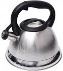 Чайник Wellberg Whistling 3 литра со свистком и объемным орнаментом