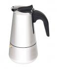 Гейзерная кофеварка эспрессо Luxberg Coffee Maker 250мл (4 чашки)