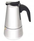 Гейзерная кофеварка эспрессо Luxberg Coffee Maker 400мл (6 чашек)