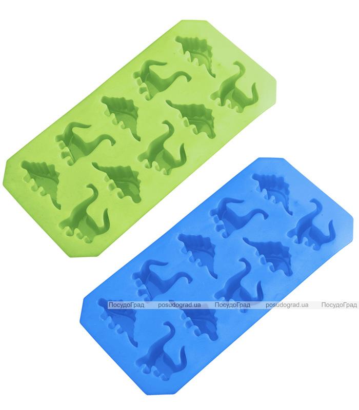 """Форма для льоду Wellberg """"Динозаври"""" 10 осередків"""