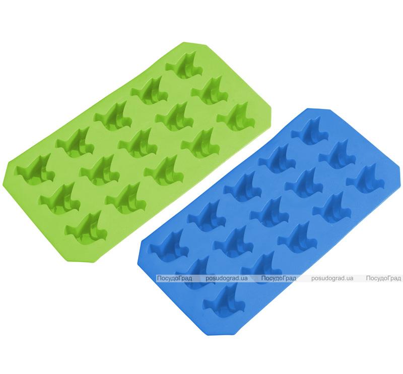 """Форма для льда Wellberg """"Птица"""" 15 ячеек"""