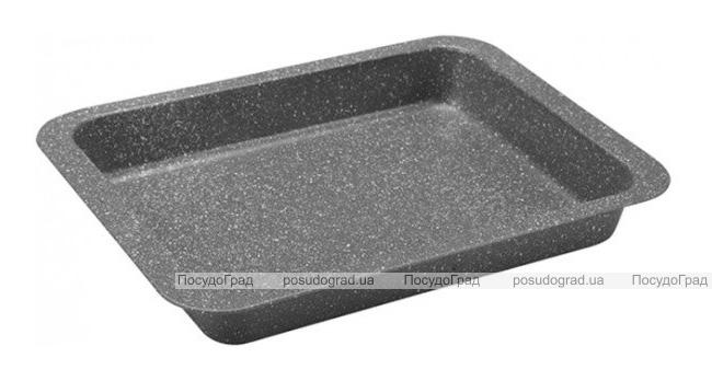 Форма для выпечки Wellberg Cachiorete 31.5х21х4.5см с мраморным покрытием