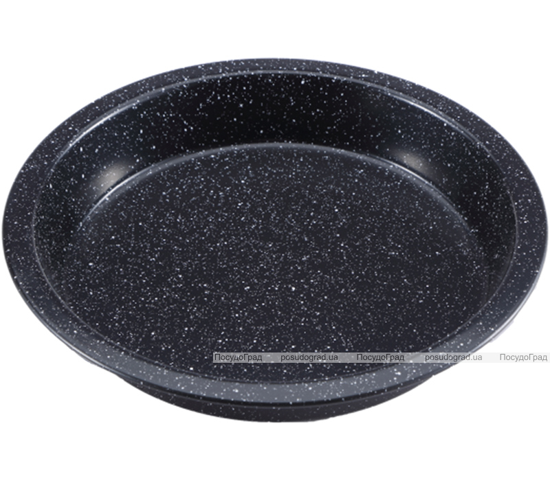 Форма-противень Wellberg Bratpfanne Marble Ø23х4см с антипригарным покрытием
