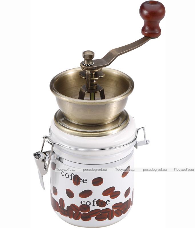 """Кофемолка ручная Wellberg Grinder """"Coffee"""", Ø8х16см"""