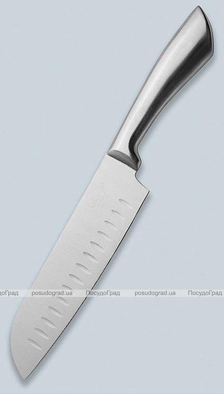Нож сантоку Willinger Silver Club 18см из нержавеющей стали, литой