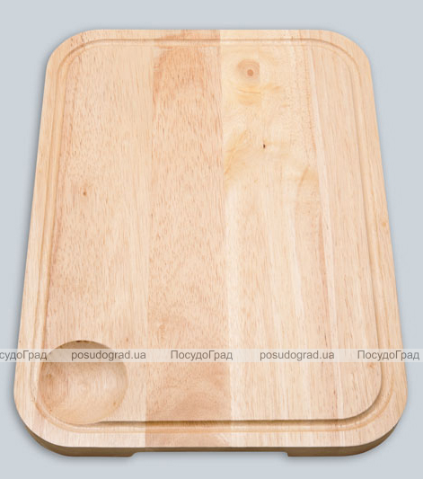 Доска разделочная Willinger Natural Wooden Duo 36x26см