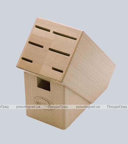 Блок для ножей Willinger Natural Wooden 6+1